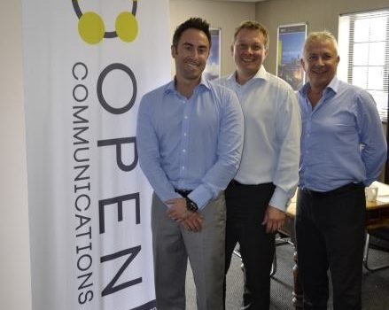 Open Communications leads the way